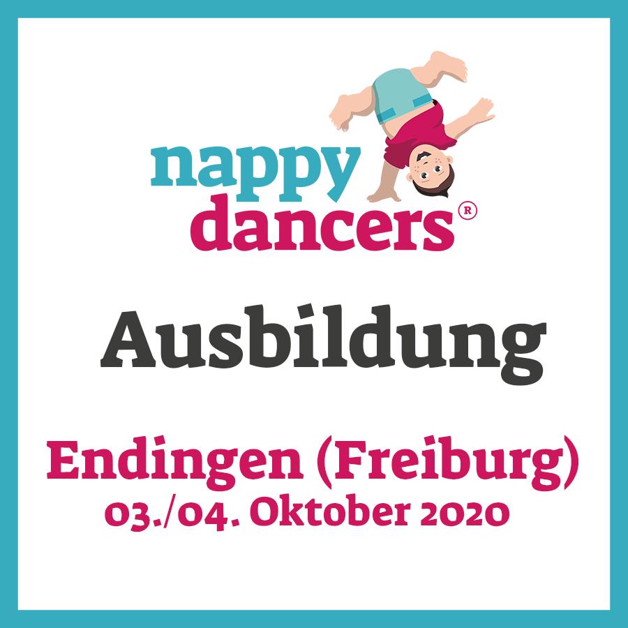 nappydancers®Kursleiterausbildung 03./04. Oktober – Endingen (Freiburg)