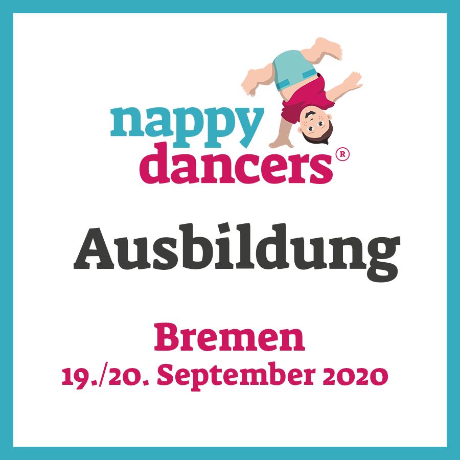 nappydancers®Kursleiterausbildung 19./20. September – Bremen